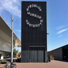 Stedelijk Museum Amsterdam in Amsterdam, Noord-Holland - nice modern collection, with a cool photo exhibit by Jeff Wall