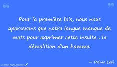 Le Cri, Popular Quotes, Beginning Sounds, Words, First Time, Language