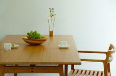 """tamotea: """" TEORIの家具 - TABROOM[家具情報サイト] """""""