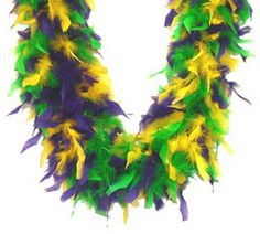 Mardi Gras Feather Boa | 72""""