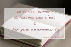 Pour celles qui découvrent tout juste le Bullet Journal, ou BuJo pour les intimes, je vous ai préparé un petit résumé des étapes pour bien commencer. Il existe déjà plusieurs sites américains et français qui traitent de ça mais je ne pouvais pas faire une boîte à idées pour Bujo sans prendre le temps d'expliquer ce que c'est et comment le mettre en place. Dans cet article, je traiterai des questions suivantes : Qu'est-ce que le BuJo Suis-je faite pour...Lire la suite Lire la suite