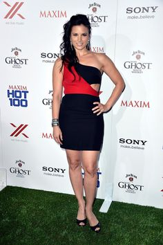 Katrina Law at the Maxim Hot 100 Party