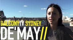 DE'MAY - CLOSED DOORS (BalconyTV) Sydney, Songs, Facebook, Music, Musica, Musik, Muziek, Song Books, Music Activities