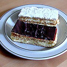 """How to make Senoritas (Custard-Filled pastry) Easy Cuban and Spanish Recipes"