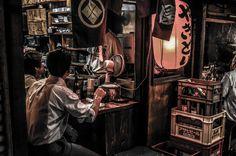 Izakaya in Omoide Yokocho | 21 Cozy Photos From Tokyo's Hidden Bars