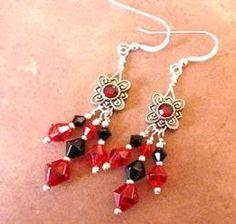 Double Holed Sliders for Earrings ~ The Beading Gem's Journal