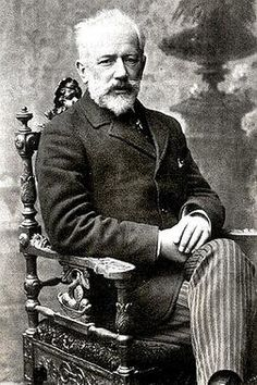 "Petr Il'ich Tchaikovsky  (1840–1893)        ""Inspiration is a guest that does not willingly visit the lazy."""