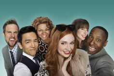 Selfie | I am looking forward to this sitcom coming to ABC this fall (it stars Doctor Who's Karen Gillian)