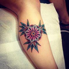 Instagram photo by @kirk_jones via ink361.com #tattoo #traditionaltattoo
