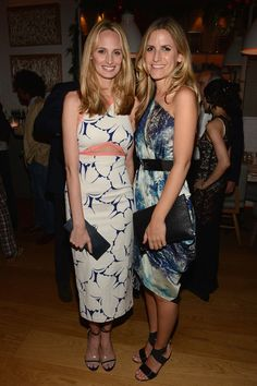 Lauren Santo Domingo Photo - Aby Rosen & Samantha Boardman Dinner at The Dutch