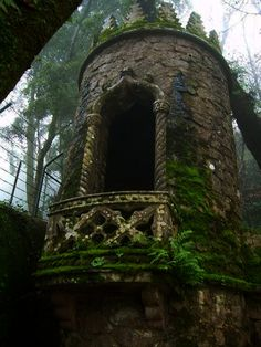 Celtic Tower.                                                                                                                                                     More