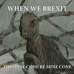 Hypsilophodon be brexiting, because reasons.