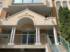 301 505 Main Street, Saskatoon Nutana Beautiful 3 bedroom, 2 bath Penthouse Condo with Underground Parking in Saskatoon's Nutana neighbourhood Main Street, Condo, The Neighbourhood, Homes, Bath, Bedroom, Outdoor Decor, Beautiful, Home Decor