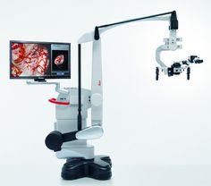 Leica revela Microscopios quirúrgicos con una función de TrueVision Tecnología 3D