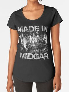MADE IN MIDGAR V01 by Lidra