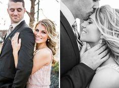 Amanda & Johnny's Romantic Wedding - Krista Esterling Photography