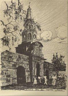 Cartagena/ Boca del Puente Arnoldo Michaelsen - Artelista.com