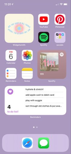 Iphone Home Screen Layout, Iphone App Layout, Organize Apps On Iphone, Phone Themes, Inspirational Wallpapers, Phone Organization, Wallpaper App, Ios App, Homescreen