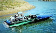 Circle Boat Racer Flat Bottom