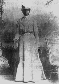 Mary Elizabeth Bowser - An African American spy for the Union Army who infiltrated Confederate President Jefferson Davis's home.