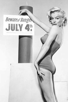 Marilyn Monroe's sass beats true to America's heart