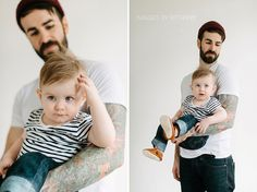 family portrait outfit ideas - hot dads - Images by Bethany   Vancouver boutique photography studio