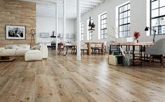 Pavimento imitación madera MERBAU VIEJO 1ª 23x120