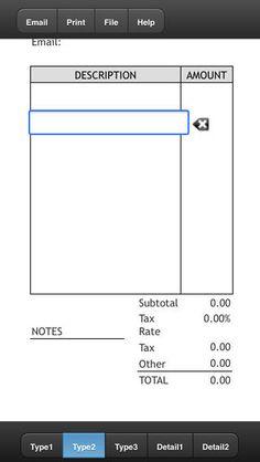 Invoices.com Alluring Invoice Suite  Create And Send Invoices Httpsitunes.appleus .