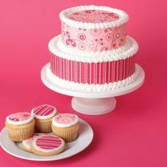 Edible Cake images......looks pretty easy??