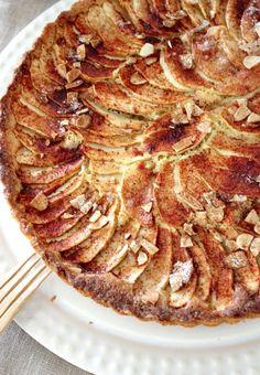 Penelope Home - compartiendo Inspiración: la tarta de manzana de Farmor