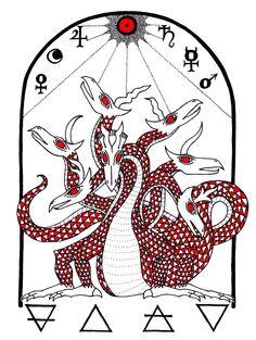 The Dragon of Eld by Patrick J. Larabee