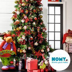 #Navidad #Homy #2013 #Rojos #Dorados