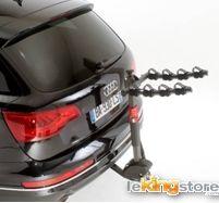 Retrouvez ce Porte-Velos Sur Attelage Rabattable Compact 4 Velos au meilleur prix sur-LeKingStore! - LeKingStore