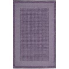 Westport Purple Area Rug