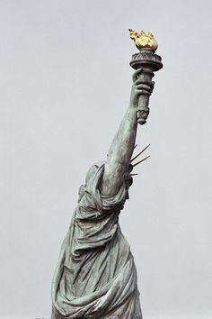 Frédéric Bartholdi's Statue of Liberty (Liberty Enlightening the World), Liberty Island, New York