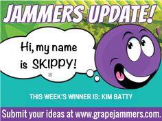 The winner of week number two of #NameTheJammers is: