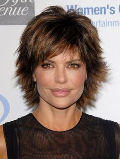 Lisa Rinna Hairstyles | Feb 20, 2008 | Daily Makeover