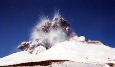 New Zealand Volcano Eruption - Bing Images
