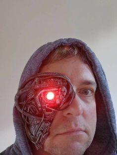First Bionic Eye Created by MVG