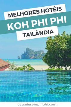 Nossas dicas de moradores de onde ficar em Koh Phi Phi, ilhas Phi Phi, Phi Phi Islands na Tailândia com as recomendações dos SEIS melhores hotéis da ilha. Dicas para quem quer economizar, quem procura hotéis de luxo beira-mar, pousadas, guesthouses, hostels e até hotéis com piscina com ótimo preço e localização. Colocamos nessa lista os nossos preferidos e os que recomendamos para quem quer aproveitar o máximo do roteiro em Phi Phi. #thailand #thailandia #tailandia #phiphi #kohphiphi Krabi, Chiang Mai, Phuket, Bangkok, Lantern Festival, Luxury Hotels, Seaside, Searching, Screenwriting