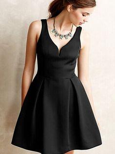 v neck grace dress #partydress