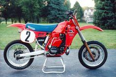 Honda RC 500 - Oldschool Superbikers