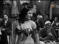 رقصة نعيمة عاكف