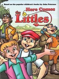 The Littles ~ Saturday morning cartoons.
