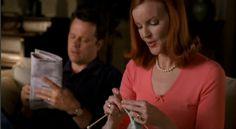 """Gotowe na wszystko"" (ang. ""Desperate Housewives""), Sezon 1 odcinek 21, 2005, twórca Marc Cherry,"