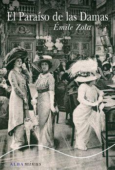 """#alatauletadenit de l'Ester hi dorm """"El paraíso de las damas"""", d'Émile Zola. L'atreia el tema de la novel·la: la moda, els principis del comerç modern, la renovació urbanística del París del segle XIX, i s'ha trobat amb una obra molt actual perquè fa reflexionar sobre el consumisme, i especialment sobre la dona com a objecte de manipulació."""