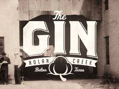The Gin  by ryan weaver