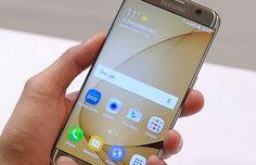 Galaxy S7 Edge Screenshot catturare la schermata