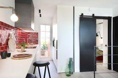 Dröm Living: Especialistas en reformas integrales e Interiorismo en Barcelona Oversized Mirror, Barcelona, Furniture, Home Decor, Renovation, Hotels, Restaurants, Cuisine Design, Interiors