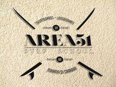 """Logotipo associazione """"Area51"""""""